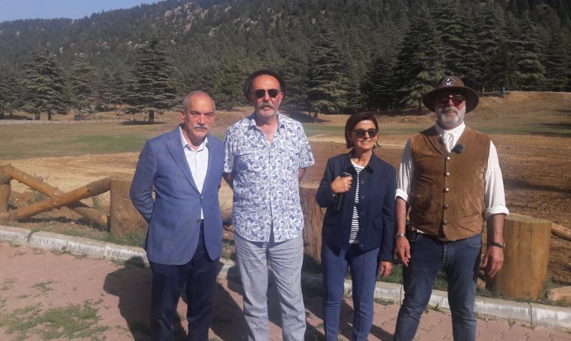 Kahramanmaraş'ın Başkonuş Yaylasına 'Cennet' yakıştırması